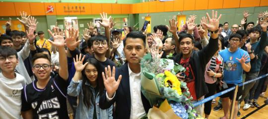 elezioni hong kong cina carrie lam
