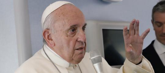 Papa scandalo Vaticano corruzione