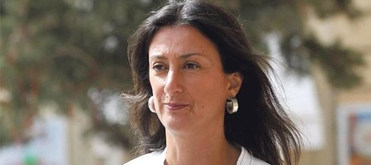 Malta omicidio Daphne Caruanaarresti governo
