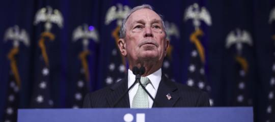 Bloomberg unmiliardo per battere Trump