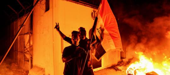 scontri iran iraq libano