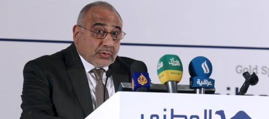 si dimette premier iraq mahdi
