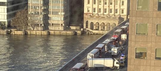 attentato spari londraLondon Bridge