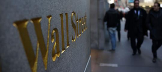 Wall Street chiusura ribasso