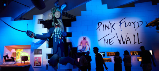 the wall pink floyd storia disco