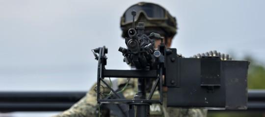 Messico sparatoria polizia narcotrafficanti