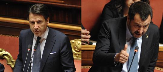Mes Conte Salvini