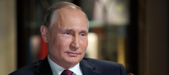 RussiaPutin legge giornalisti agenti stranieri