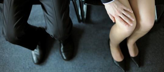 AlkiDavid MahimKhan risarcimento record molestie sessuali metoo
