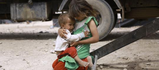 Unicef bambini guerra appello