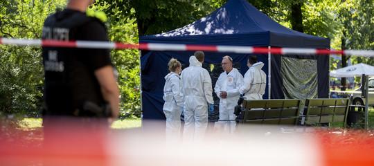 omicidio ceceno berlinorussia