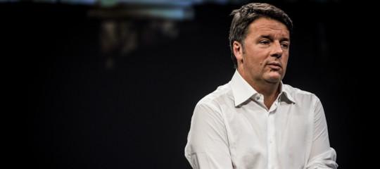 """""""Litigano su tutto al governo, va a finire che si andrà a votare"""", dice Renzi"""