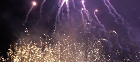Cina esplosione fabbrica fuochi d'artificio