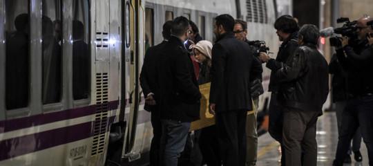 Greta thunbergMadrid Lusitania treno
