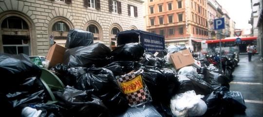 rifiuti romadiscariche