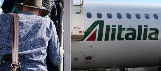 Alitalia CigsMise