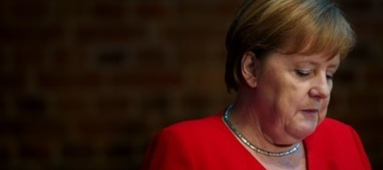 governo germania merkel