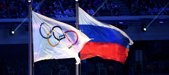 Doping russiasqualificata da olimpiadi