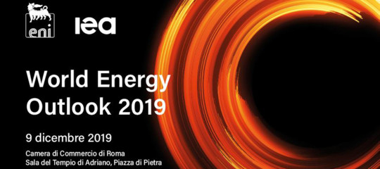 World Energy Outlook diretta