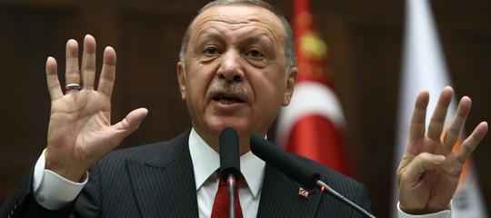 Libia Turchia pronta a inviare truppe