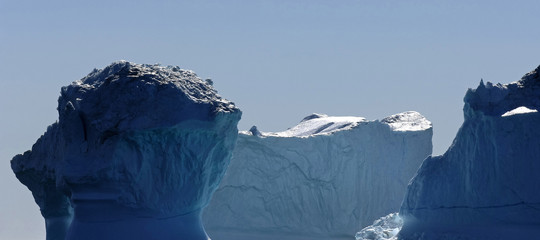 clima ghiacci groenlandia