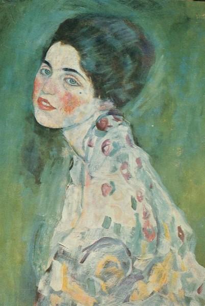 È stato (forse) ritrovato a Piacenza un quadro di Klimt rubato nel 1997