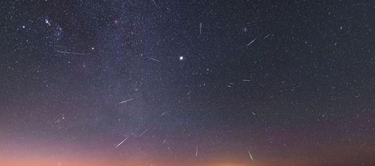 stelle cadenti notte santa lucia
