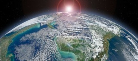 livelli ossigeno terra