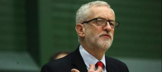 elezioni gb jeremy corbyn