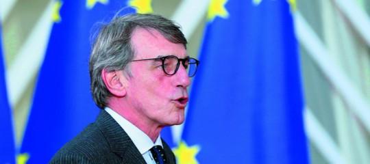 sassoli voto gb futuro europa brexit