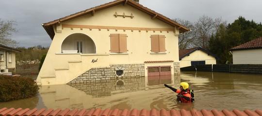 Francia inondazioni Pirenei morti