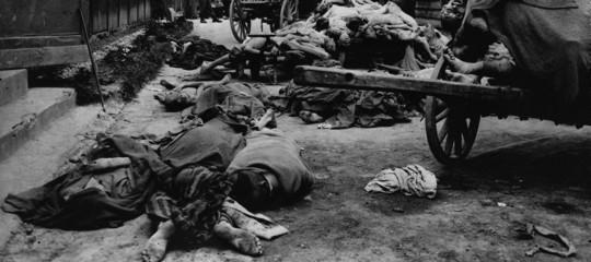 Shoah 6500 resti vittime lager Gusen