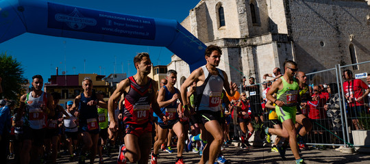 maratona pisa morto