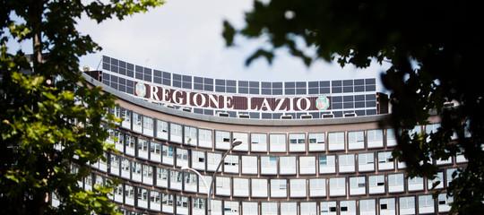 roma incendio regione lazio