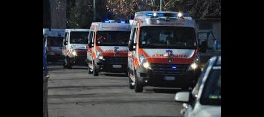 morto intossicati pranzo natalizio Frosinone