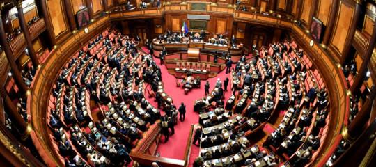 referendum costituzionale taglio parlamentari