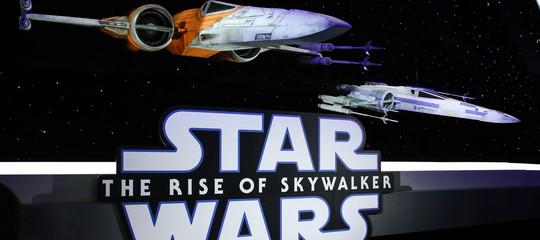 Star Wars 9 film saga