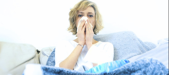 influenza febbre epidemia