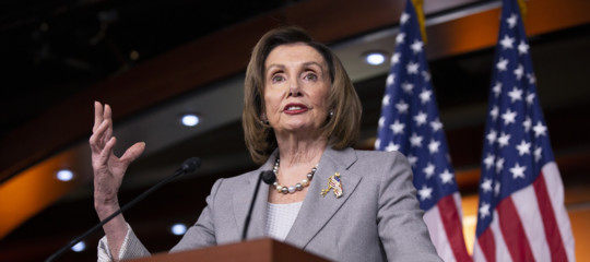 storia nancy pelosi impeachment trump