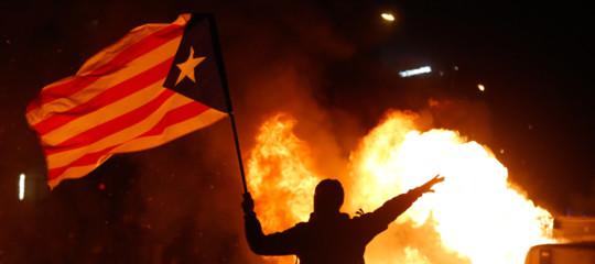 Catalogna scontri Clasico
