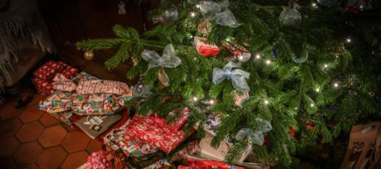 Natale consumismo sostenibilità