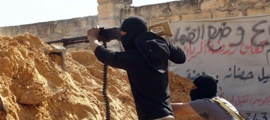 mercenari sudan libia haftartripoli