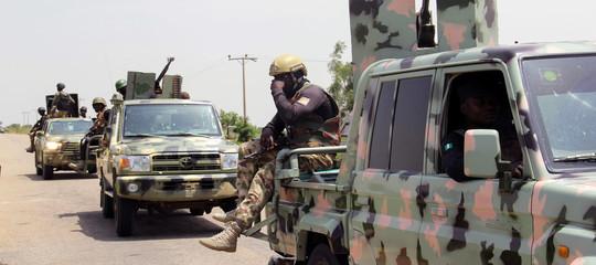 nigeria stage cristiani boko haram