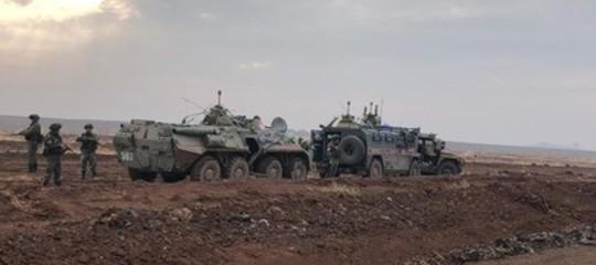 truppe turchia in libia