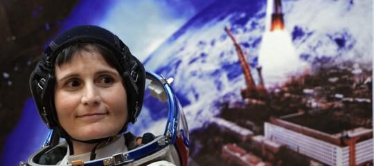 Spazio Samantha Cristoforetti lascia Aeronautica