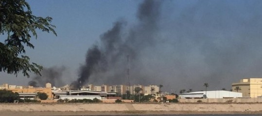 Iraq assalto ambasciata Usa