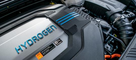 idrogeno auto mobilita