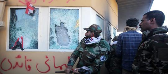 iraq usa iran ambasciata