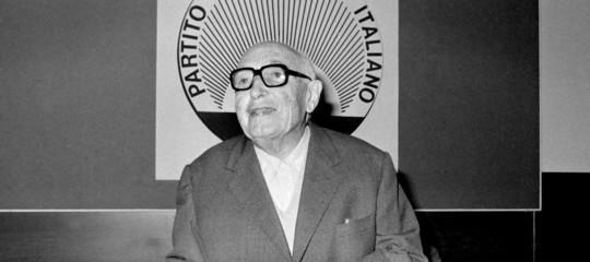 storia pietro nenni partito socialista