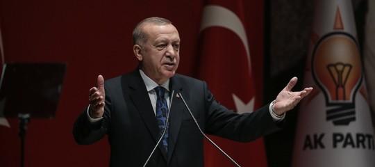 turchialibia intervento militare